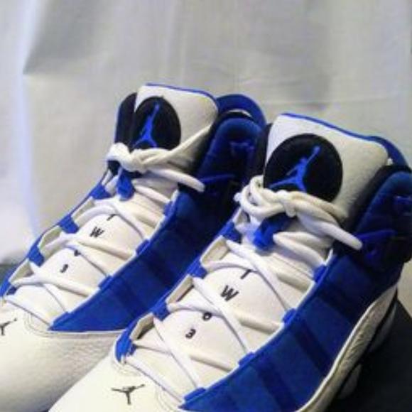 Jordan Shoes   Jordan 6 Ring Team Royal